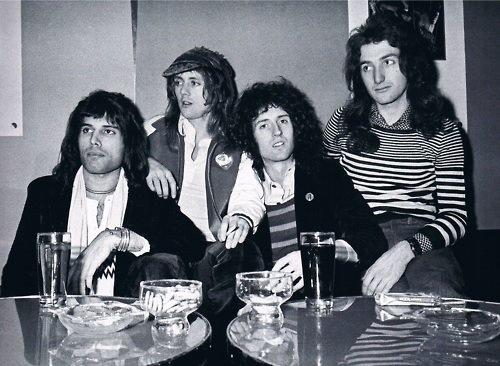 John with Queen