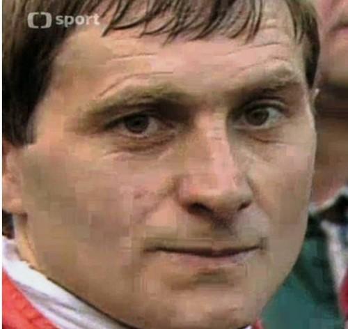 Josef Vana before 25 years ago..