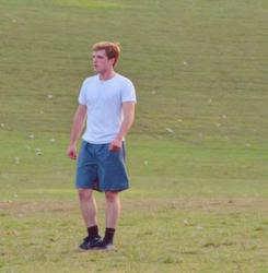 Josh in Piedmont Park | 10.10.12