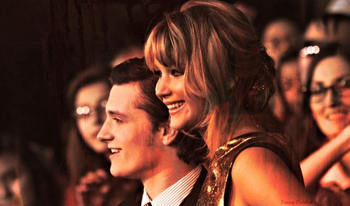 josh hutcherson wallpaper possibly with a konser and a portrait titled Joshifer