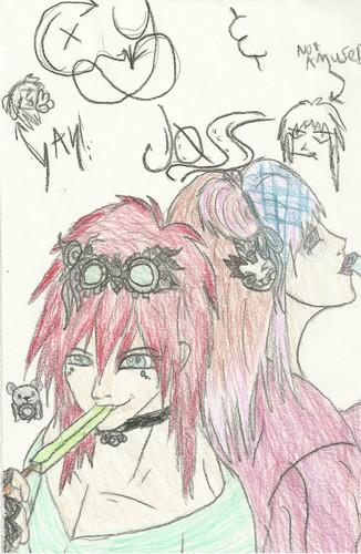 Joss and Cy