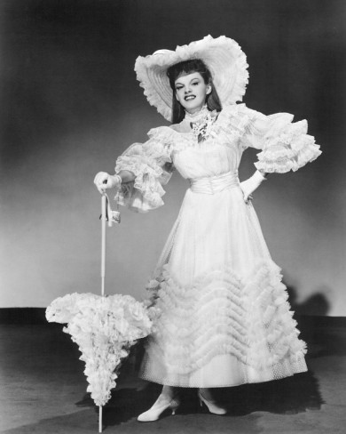 Judy Garland from Meet me in St.Louis