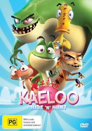 Kaeloo and friends.