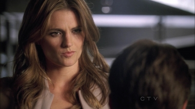Kate Beckett achtergrond with a portrait entitled Kate 5x03