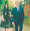 Katie and Bradledy