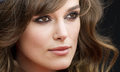 Keira Knightley's makeup