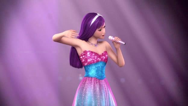 Keira singing