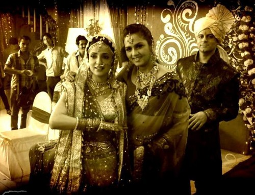 Khushi and Anjali