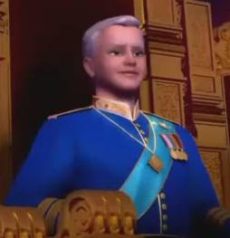 King Fredric