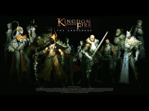 Kingdom under feuer the crusaders