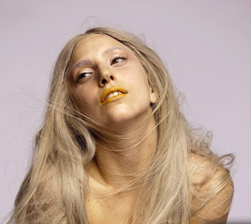 Lady gaga outtake por Inez and Vinoodh
