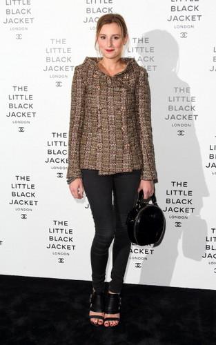 Laura at Chanel Little Black ジャケット