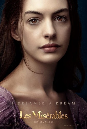 Les Miserables Character Poster