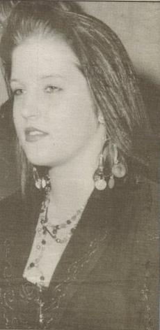 Lisa in the early 90's