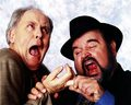 Lithgow and DeLuise - 3rd-rock-from-the-sun photo