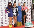 Little Mix attend the BBC Radio 1 Teen Awards - 07/10/12. {HQ}