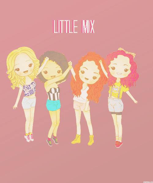 Little Mix - Little Mix Fan Art (32445846) - Fanpop