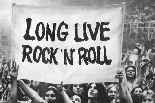 Long Live Rock 'n' Roll!