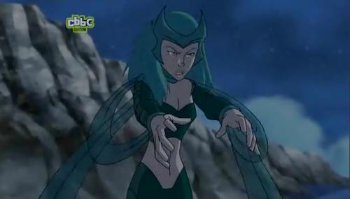 "Lorna Dane / Polaris ""Wolverine and the X-men"""
