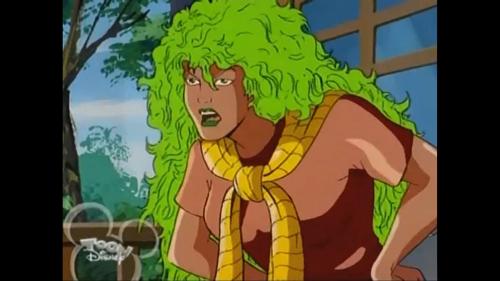 "Lorna Dane / Polaris ""X-men : The Animated Series"""