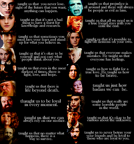 Harry Potter Vs. Twilight wallpaper titled Love HP