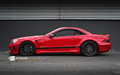 MERCEDES - BENZ SL R230FL BY PRIOR DESIGN  - mercedes-benz photo