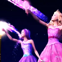 Magic attack - barbie-movies Icon