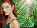 Magical Fairy - magical-creatures wallpaper