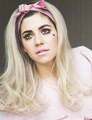 Marina Diamandis - demolitionvenom photo