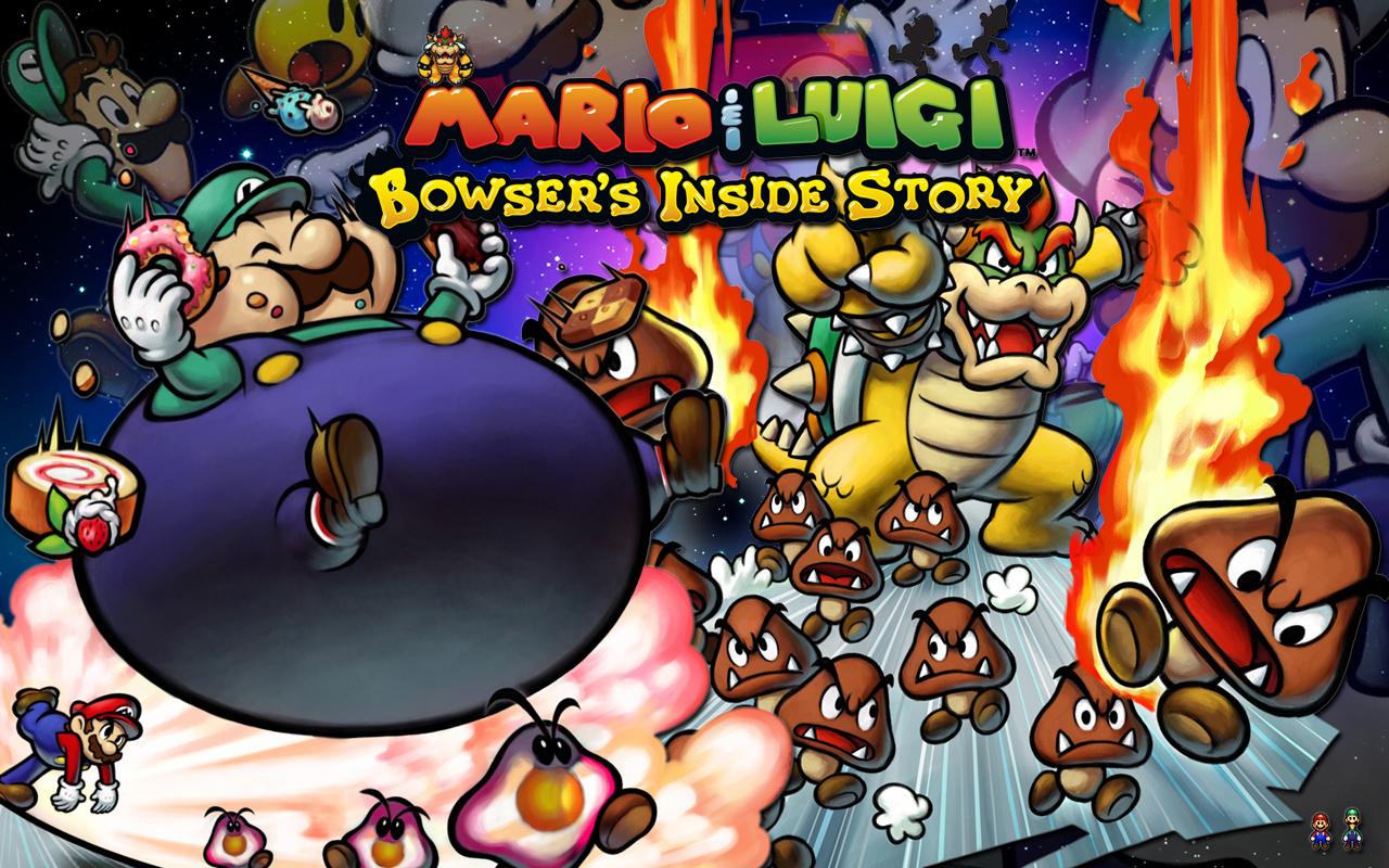 Super mario bros images mario and luigi bowsers inside story hd super mario bros images mario and luigi bowsers inside story hd wallpaper and background photos altavistaventures Gallery