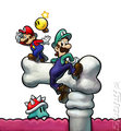 Mario and Luigi Bowser's inside story