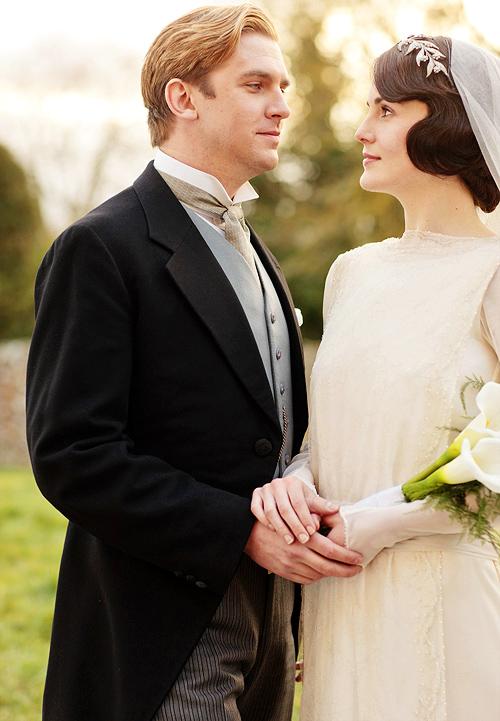 Mary & Matthew's Wedding