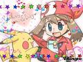 May and Pikachu