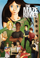 Maze runner characters - the-maze-runner fan art