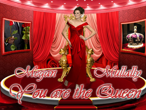 Megan Mullally - آپ are the Queen