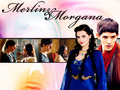 merlin-morgana - Mergana <33 wallpaper