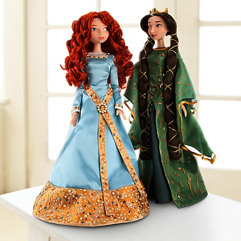Merida and クイーン Elinor Limited Edition