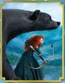 Merida and Mumbear