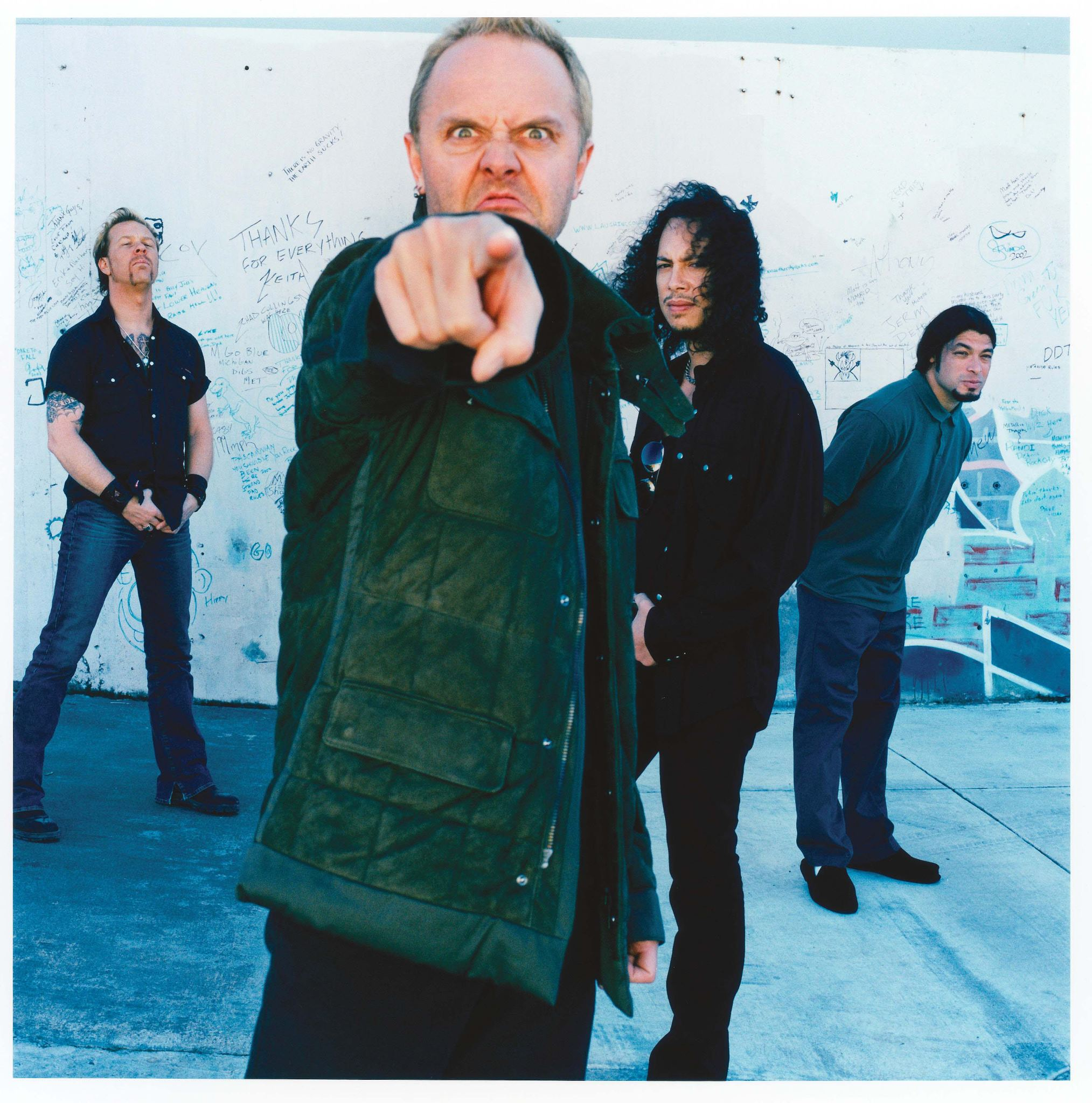 a description of metallica who have unusual talent that attracts teenagers A community outreach handbook ♦ 3 getting started before you can reach out to the community for help in recruiting foster parents and volunteers, you have to know more specifically what your needs are and the ways in.