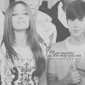 Michael Jackson's daughter Paris Jackson and Justin Bieber ...