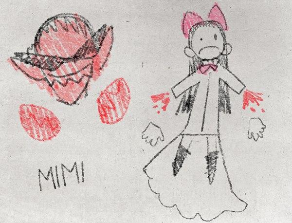 Mimi's Drawing