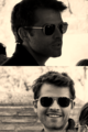 Misha Collins - castiel fan art