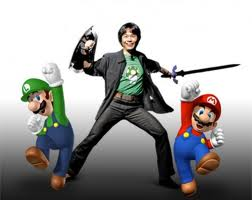 Miyamoto, Mario and Luigi