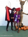 Moments before the horrifying Dracula-Emo ate my face - matthew-gray-gubler photo