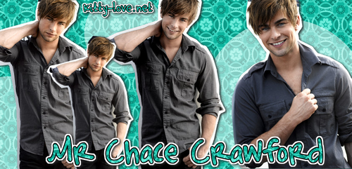 Mr. Chace Crawford