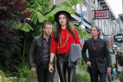 Mr. Gold- 2x04- The cocodrilo