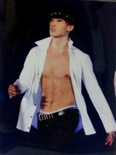 Super Junior wolpeyper probably containing an outerwear, long trousers, and a leisure wear entitled My Sexy Oppa! *o*