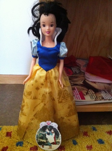 My Snow White Doll Collection
