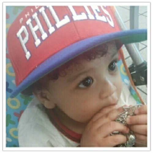 My son Alex