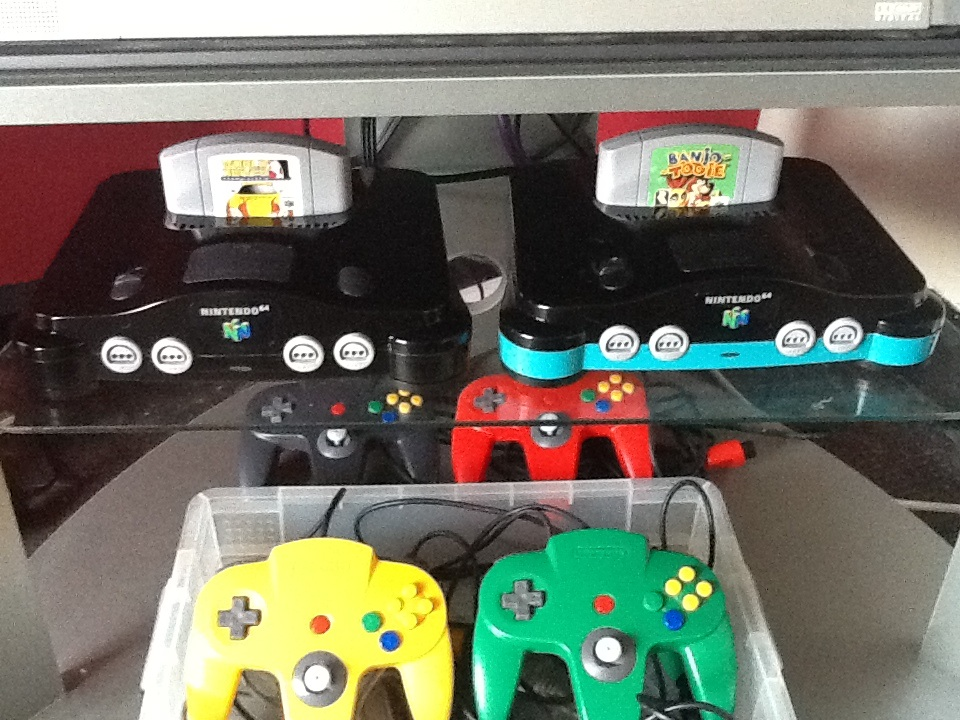 Nintendo 64 Images N64 Hd Wallpaper And Background Photos